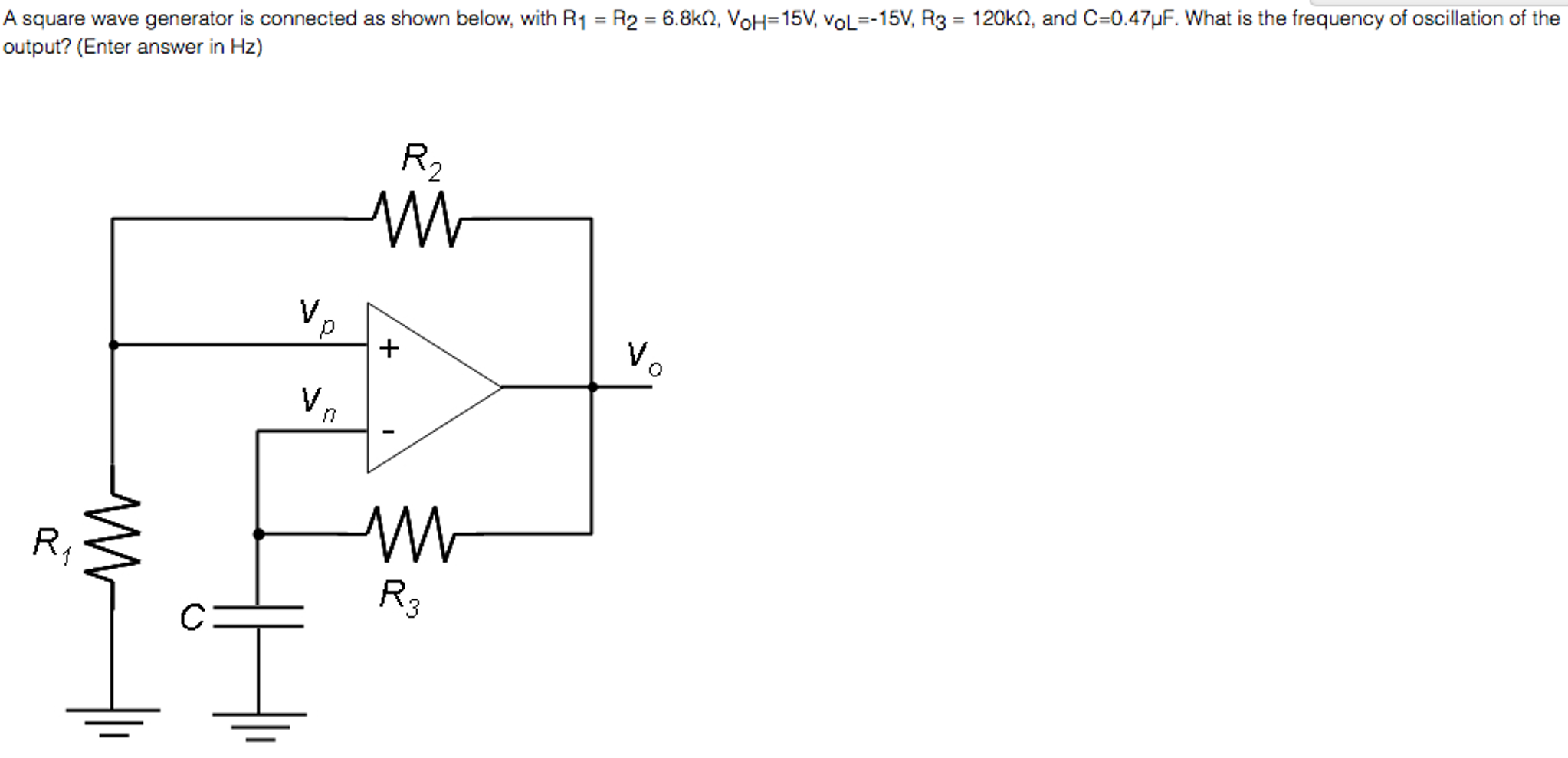 Frequency Generator Circuit Diagram Images Frompo