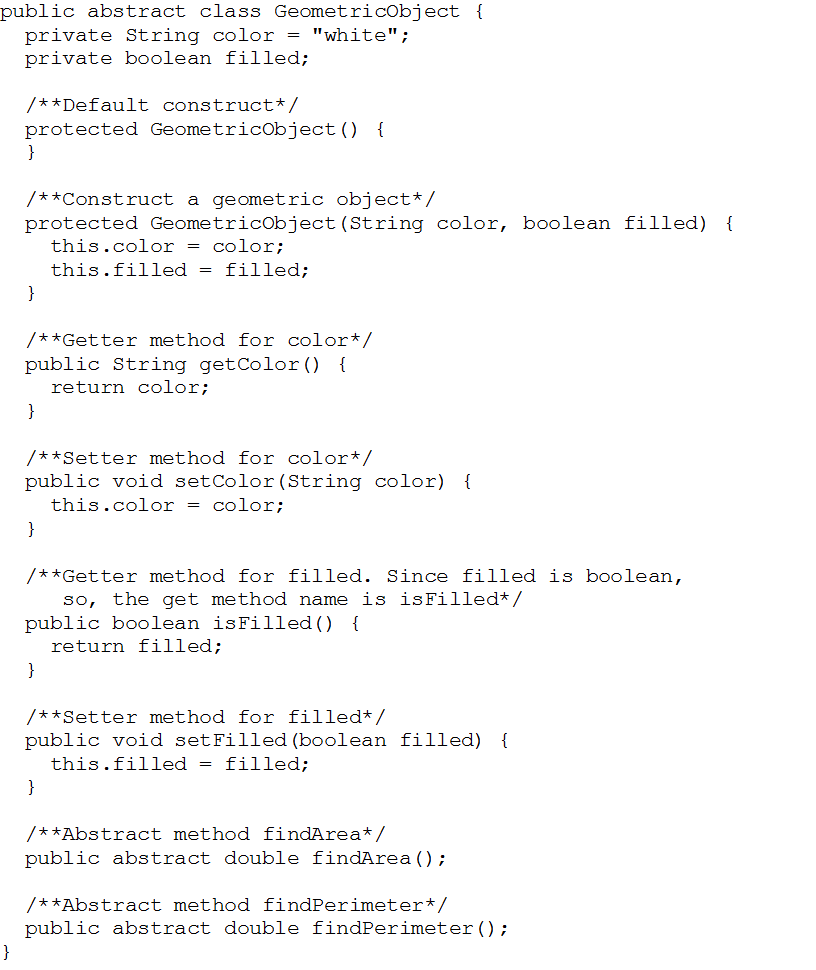 Java Interfaces vs. Abstract Classes