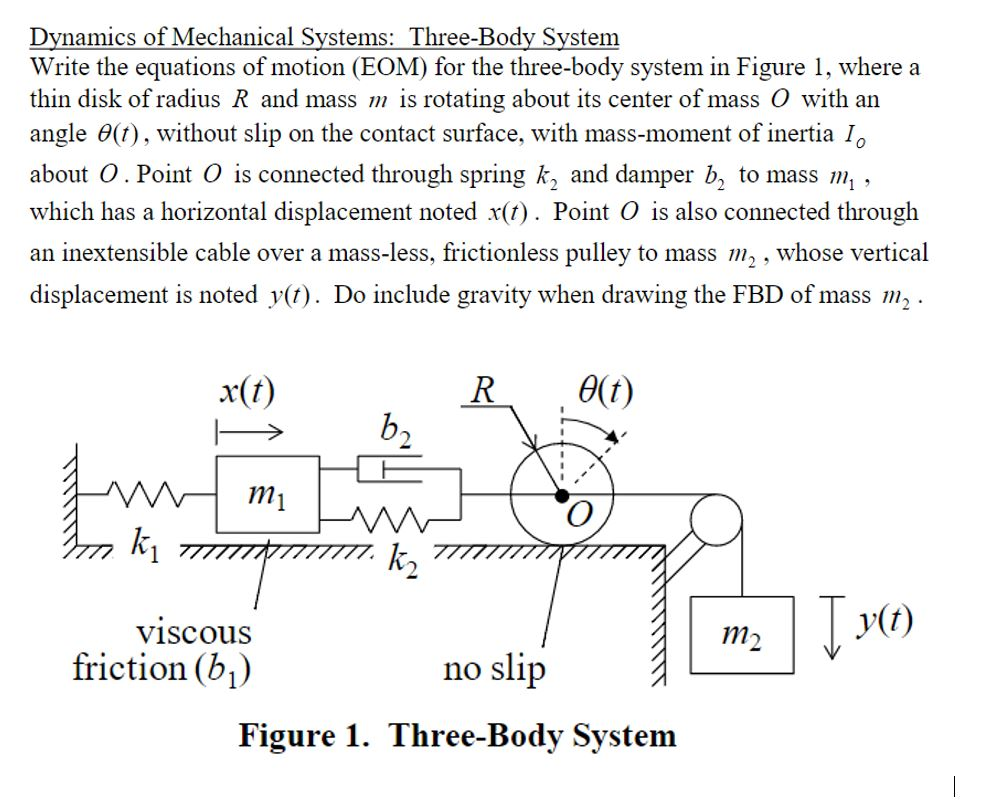 Advanced Engineering Systems in Motion: Dynamics of Three Dimensional 3D Motion