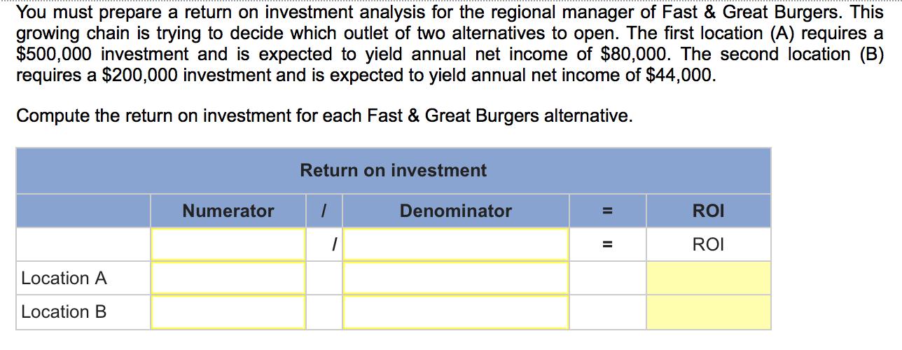 An analysis of mcadams brilliant return