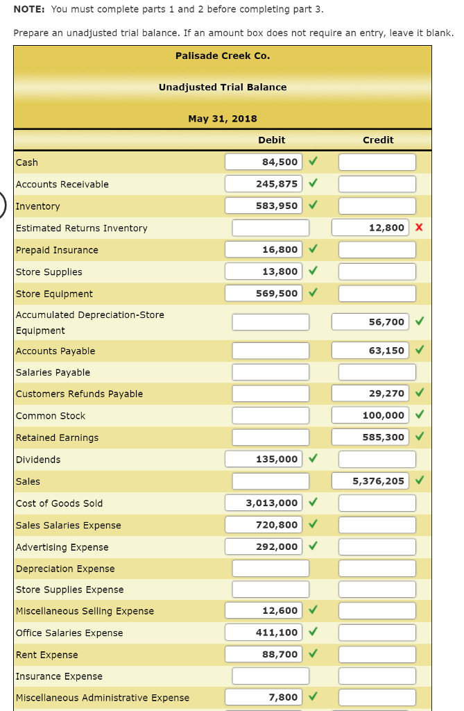 Answers to cengage accounting homework