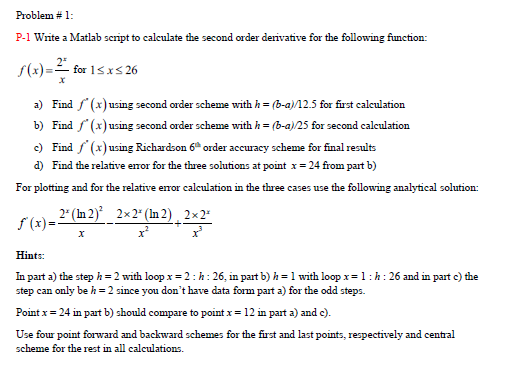 MATLAB - Functions