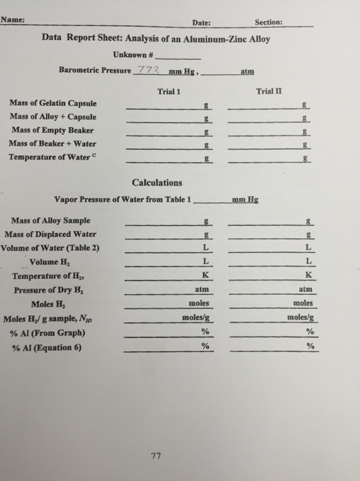 how to test for aluminum in drinking water