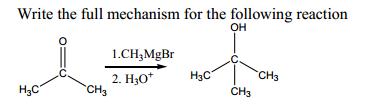 Reaction Mechanism - elementary process