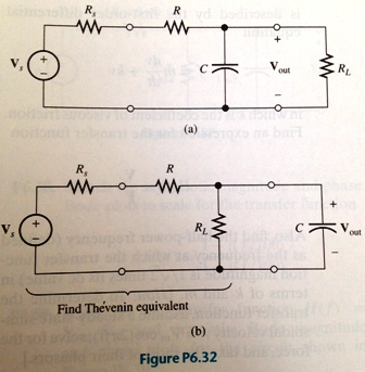 Consider the circuit shown in Figure p6.32(a). Thi
