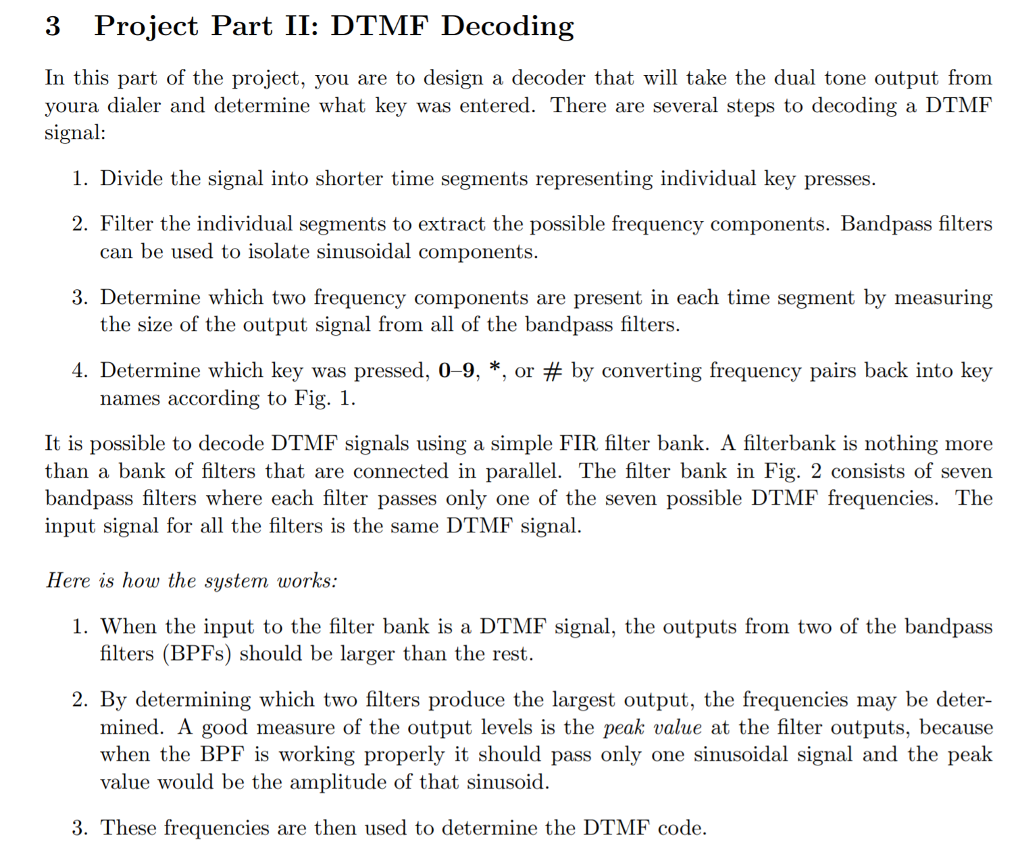 Program For 8870 Dtmf Interfacing With 8051
