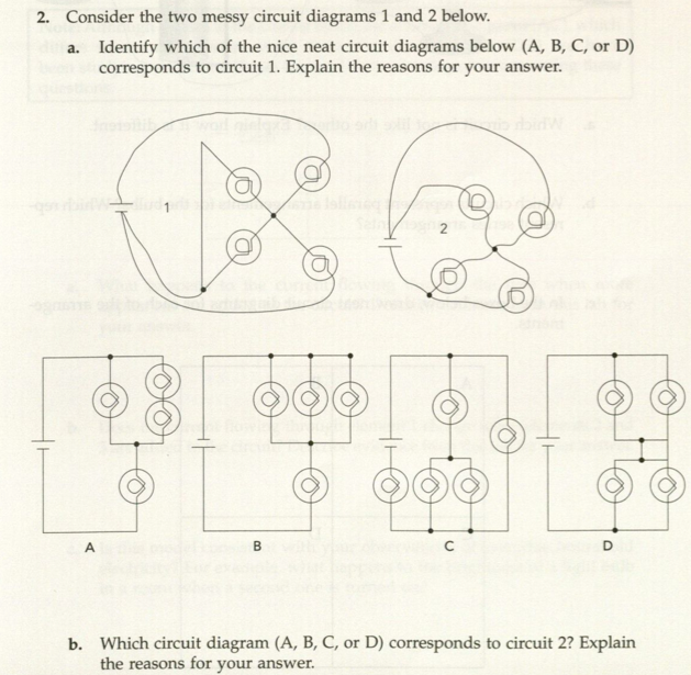 consider the two messy circuit diagrams 1 and 2 be cheggcom wire rh savitrigroup co