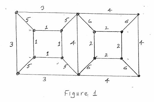 C Program to find a minimum spanning tree using Prim's algorithm
