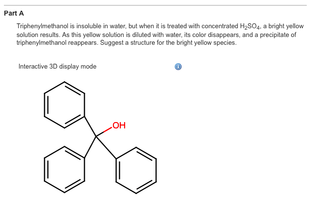 Synthesis of Triphenylmethanol from Benzophenone and Bromobenzene