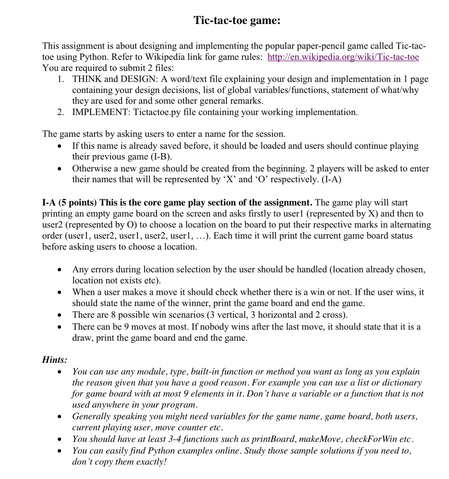 Video game design essay