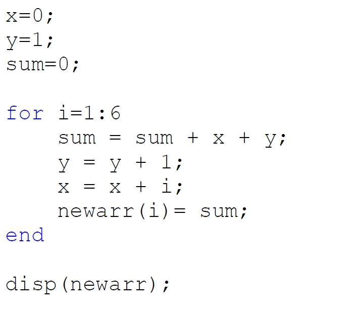 Does anyone have experience with numerical summation in Matlab?