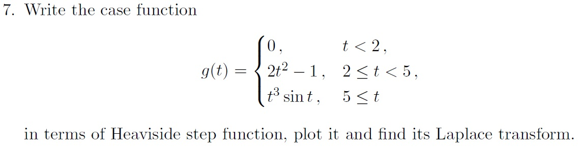write a function mathematica