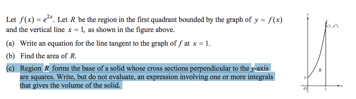 Write an expression to show the sum of x and y graph