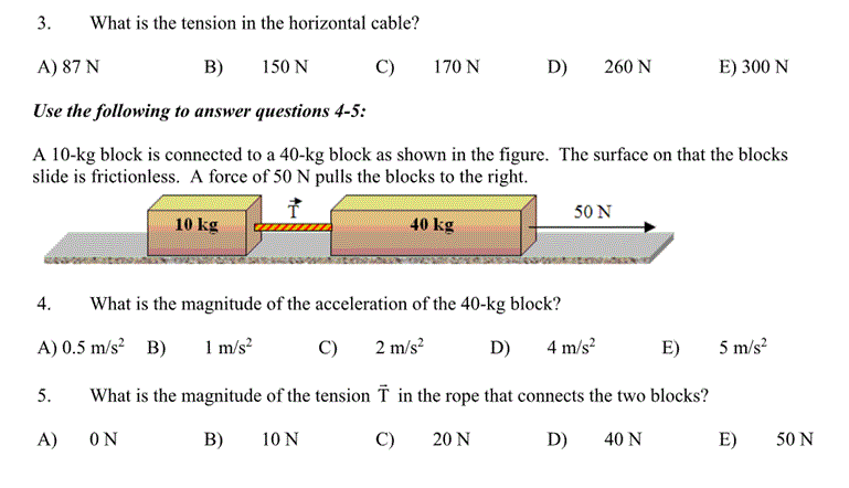 A horizontal wire with a mass per unit length of 0.2kg/m carries a current?