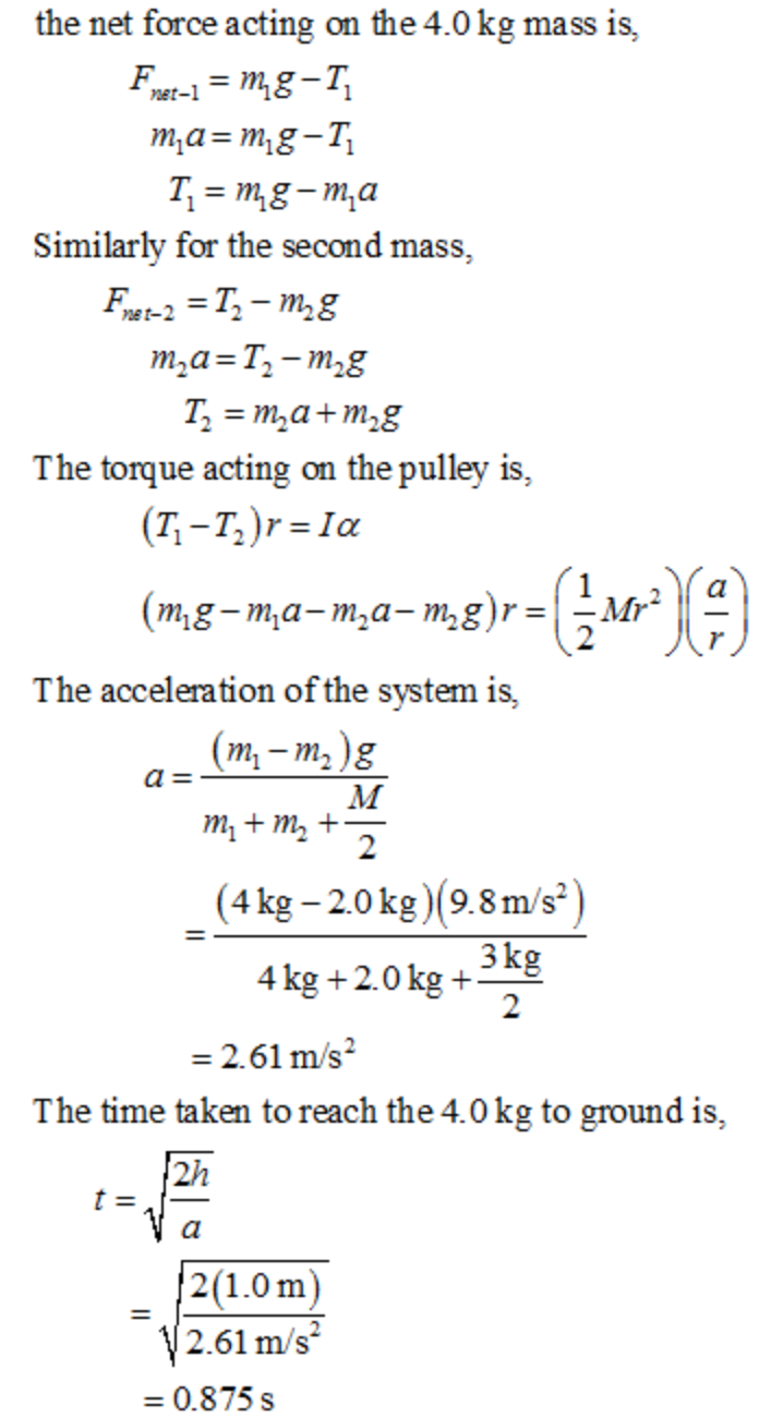 Extended Essay help for physics: Torques on bicycle question.?