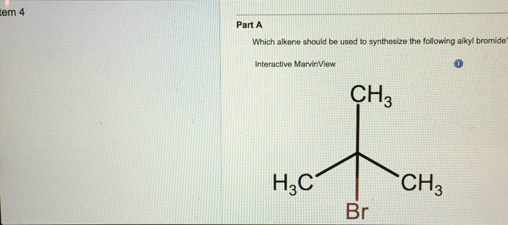 Chemistry question please help!?
