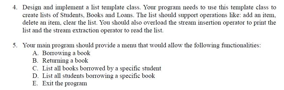 How to write a menu driven c program