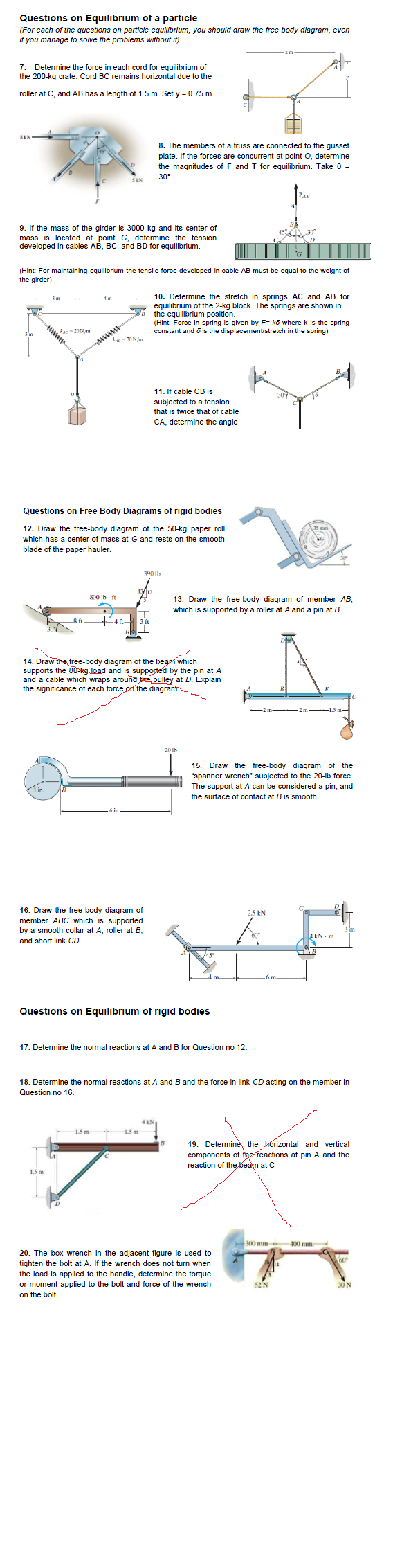 Diagram Shows That 5 Kg Of Force Is Required To Lift A 10kg Object