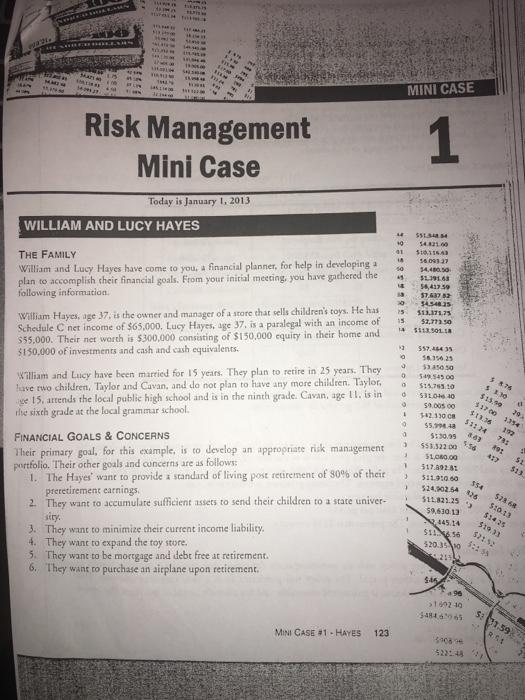 corporate finance case study pdf