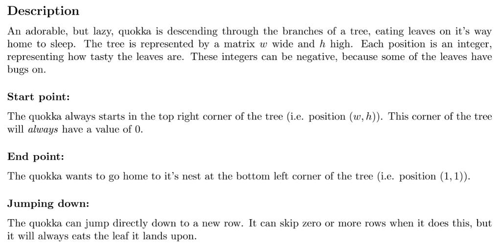 Quokka description