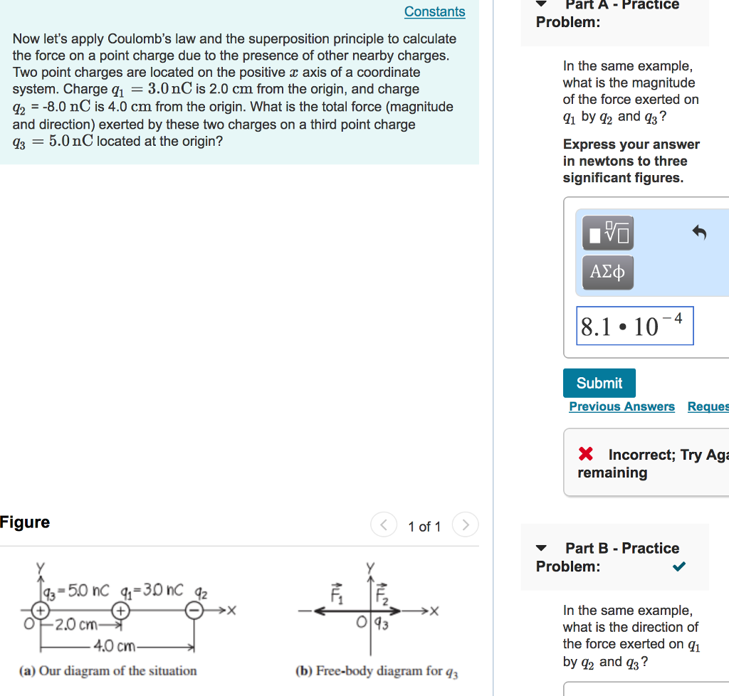Force Practice Problems Calculating The Net Force Free Body Diagrams