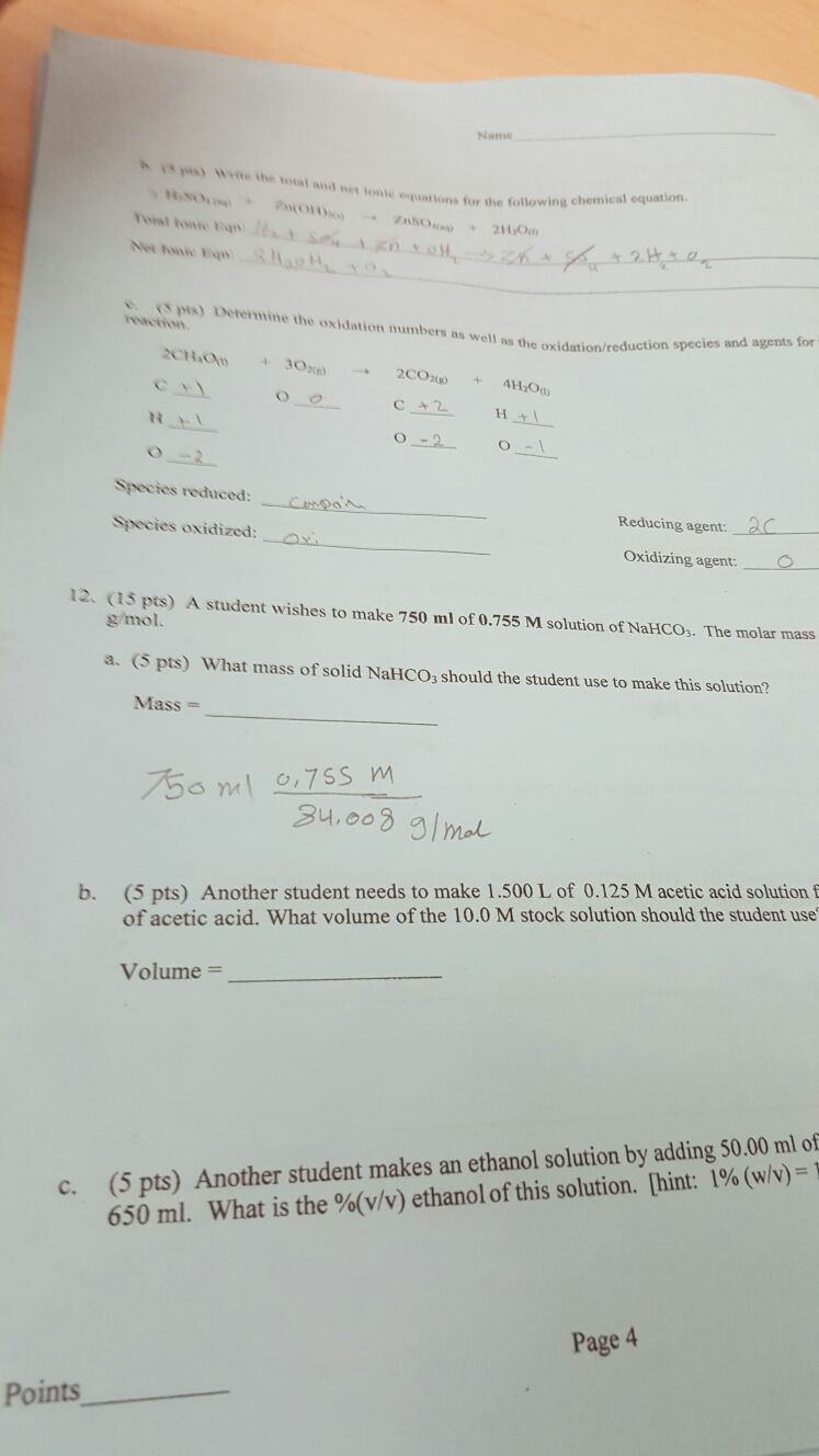 write net ionic equations A net ionic equation is a chemical equation for a reaction which lists only those species participating in the reaction to write a net ionic reaction, follow these 3.