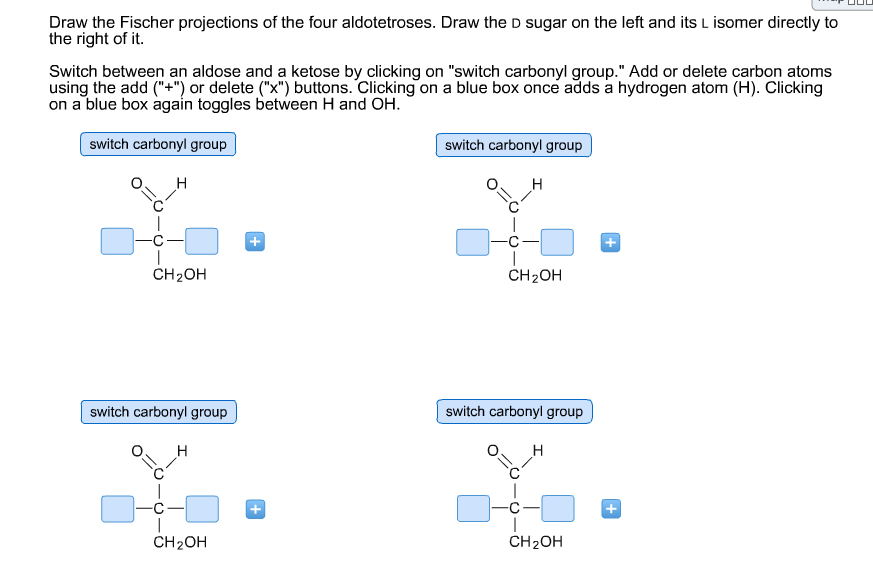 l glucose fischer projection - photo #9