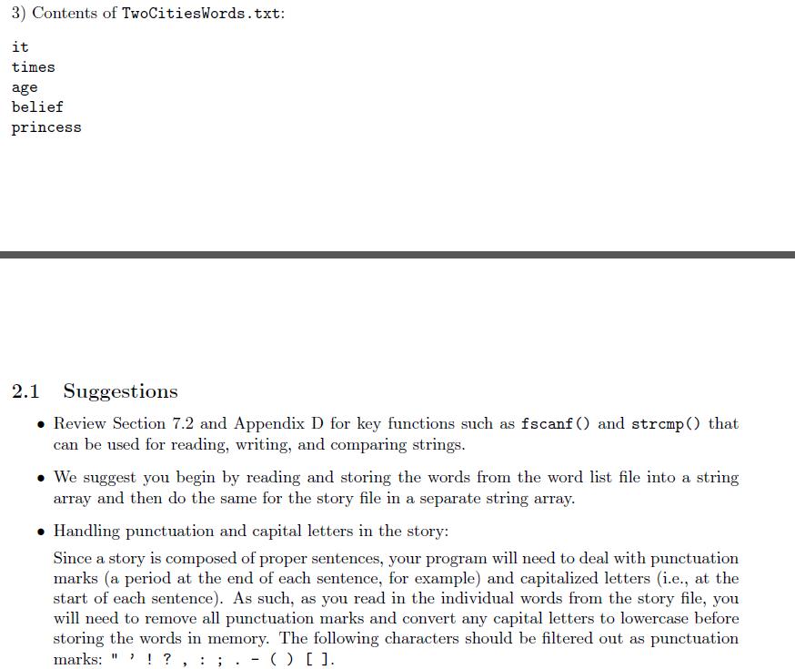 C Programming Files I/O