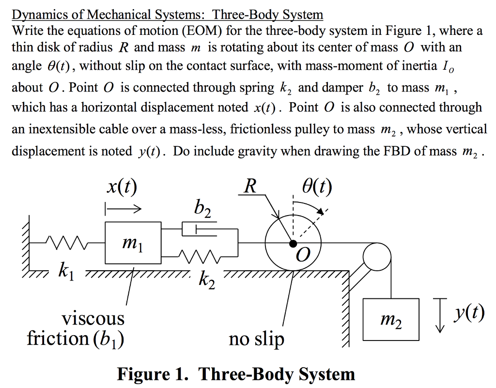 Dynamics of Motion - Level I (Dynamics of Motion System)