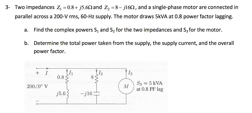 motor phase ohm single readings