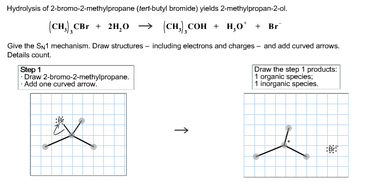 2 methylpropan 2 ol skeletal formula