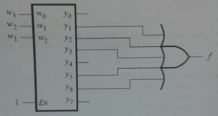 solved  write verilog code for a 3 to 8 decoder using an o