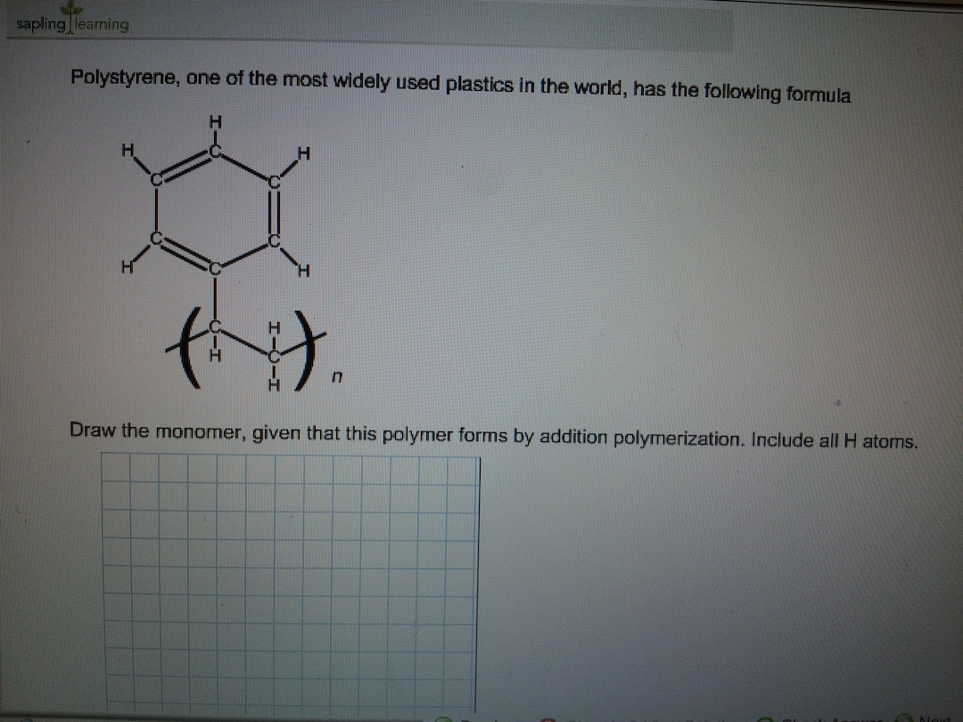 monomers and polymers relationship test