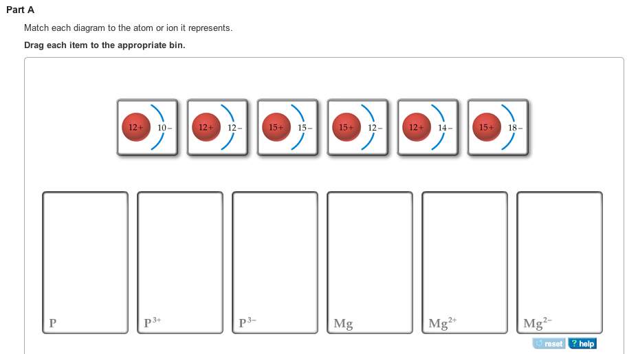 Solved match each diagram to the atom or ion it represent match each diagram to the atom or ion it represent ccuart Choice Image
