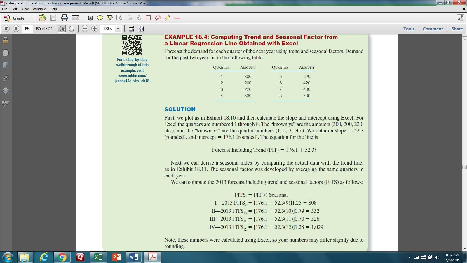 multiple regression data sets excel