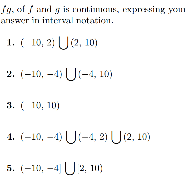 write a polynomial in standard form with the following
