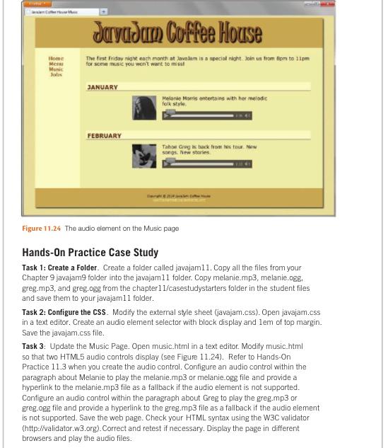 javajam coffee house case study 11