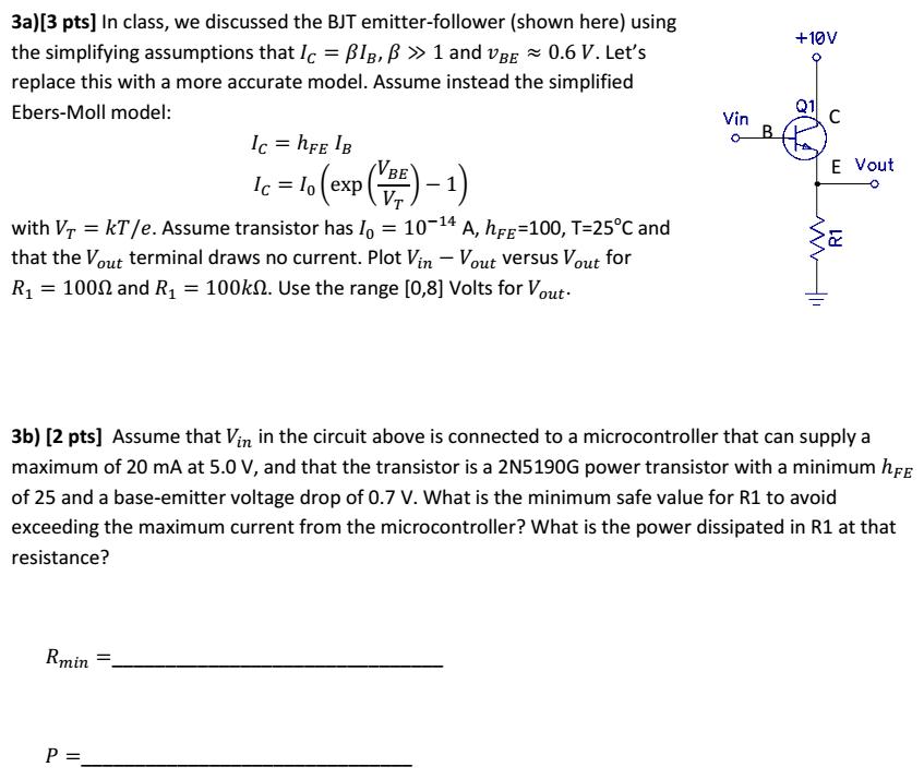 ebers moll model of bjt pdf