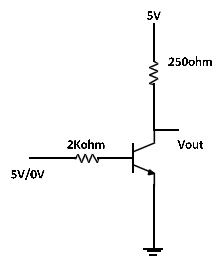 Assuming beta=100 for the following circuits, anal