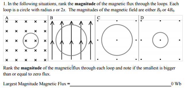 flux magnitude relationship questions