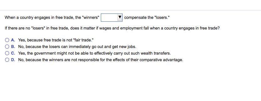 free trade vs fair trade