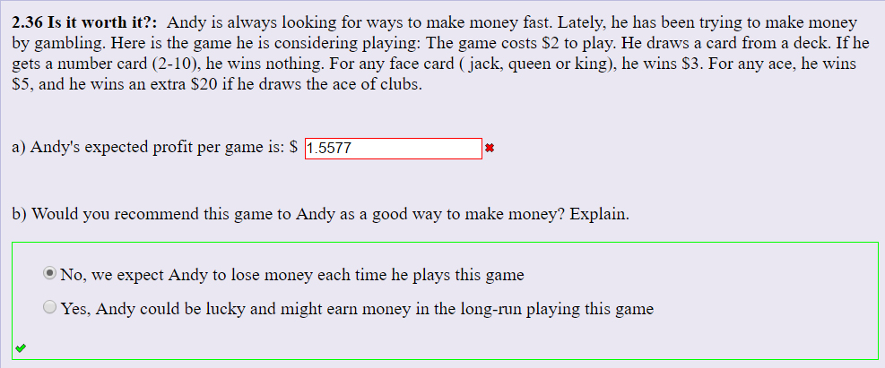 Method to win at craps