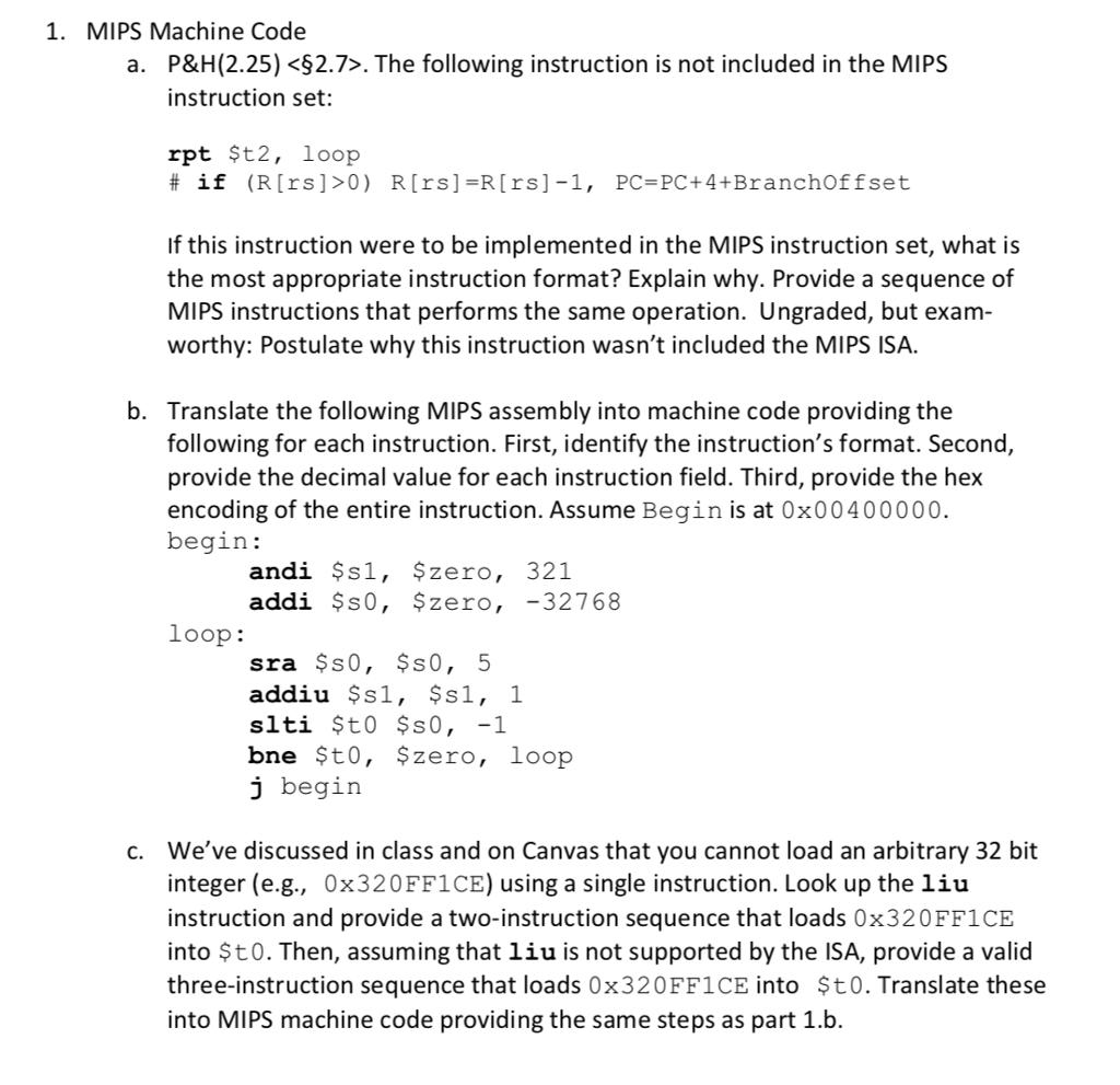 Mips instructions set pdf adobe