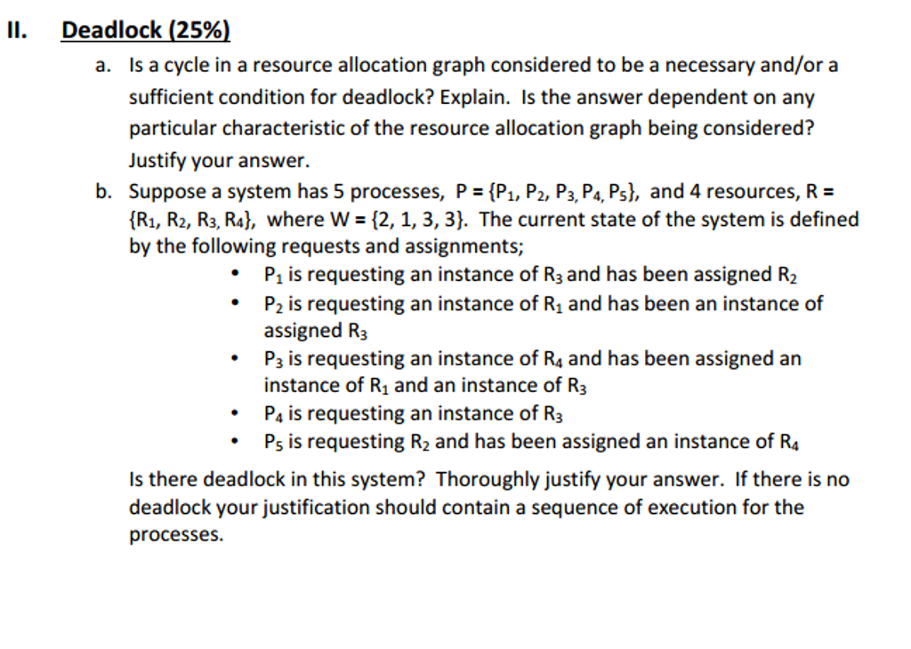 Write a note on resource allocation graph algorithm implementations