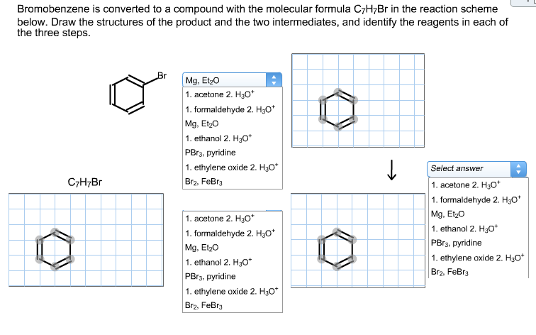 bromobenzene essay 1 expert answer(s) - 83094 - convert aniline to bromobenzene answer this question and win exciting prizes.