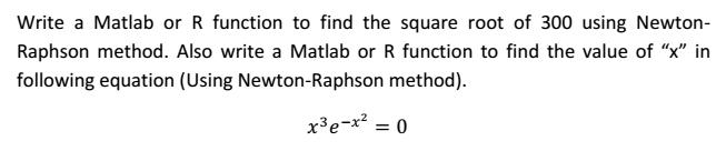 Function Basics