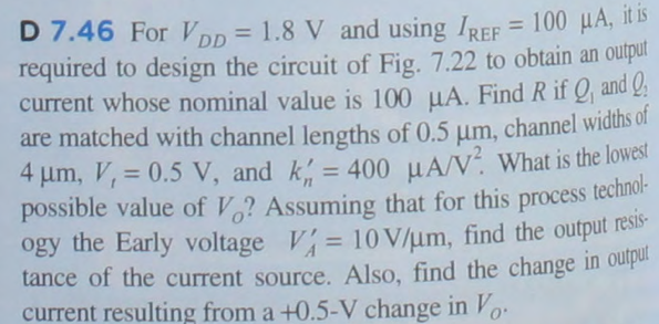 For VDD = 1.8 V and using IREF = 100 muA. it is re