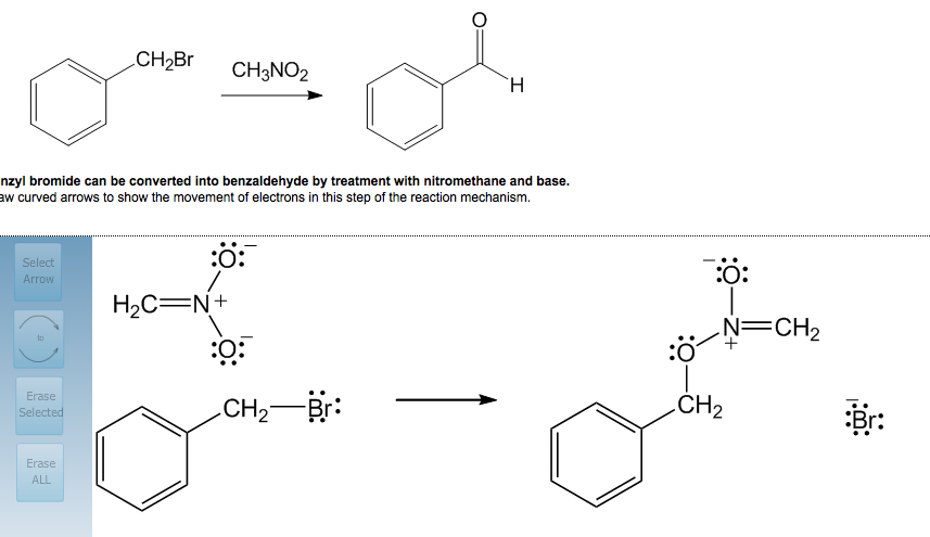 1. Benzyl Bromide Can Be Converted Into Benzaldehy ...