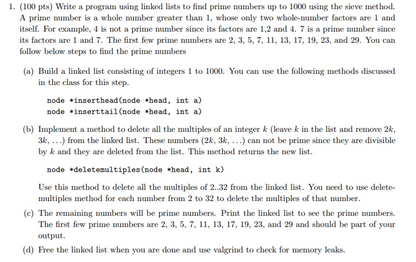 write a program to detect memory leak in c
