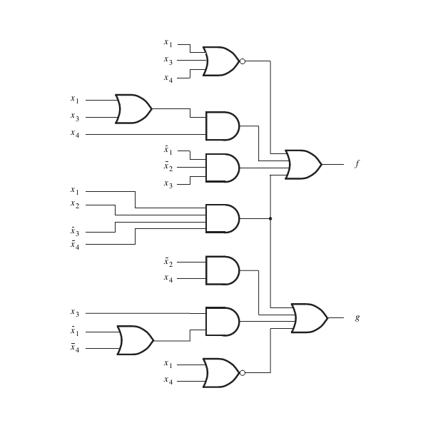 consider the circuit in the figure below, which im